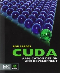 English CUDA Application Design and Development