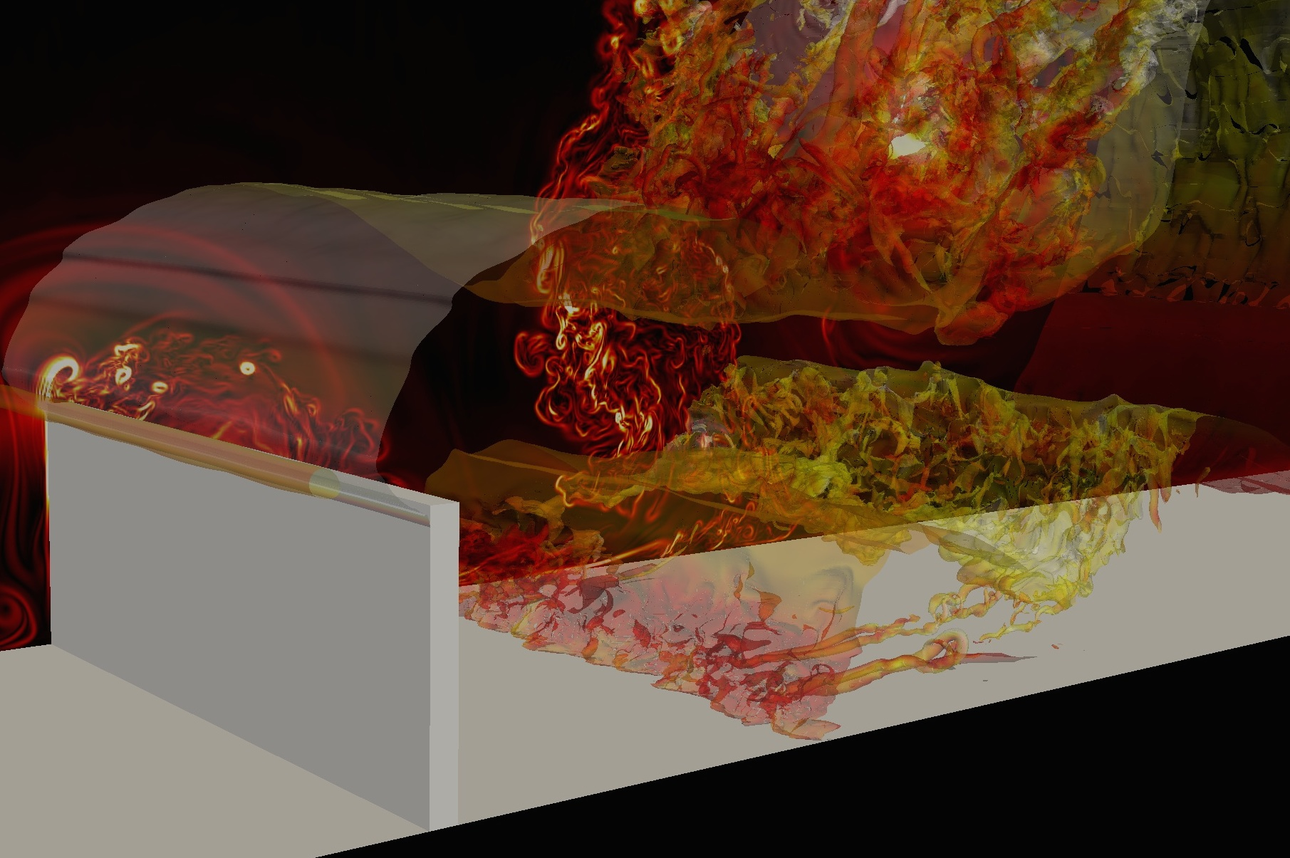 PyFR: A GPU-Accelerated Next-Generation Computational Fluid Dynamics